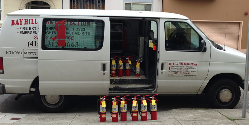 Fire-Extinguisher-Car